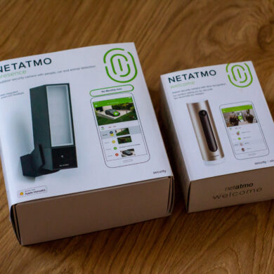 Netatmo Welcome + Presence